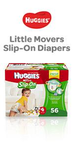 Little Movers Slip-Ons