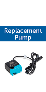 replacement pump for pet fountain