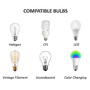 bulb requirements