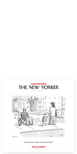 Cartoons from The New Yorker 2021 Wall Calendar: Conde Nast