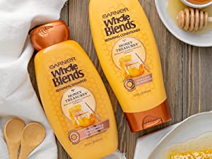 shampoo and conditioner for damaged hair