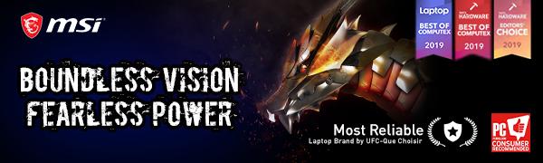 MSI Gaming Series