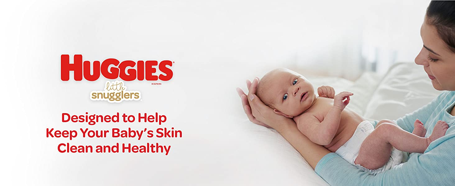 Huggies Little Snugglers Infant Diapers