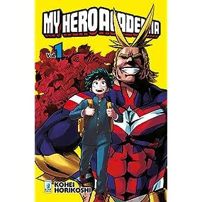MY HERO ACADEMIA n. 1