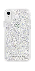 detailed look 77f6d 7d5ac Amazon.com: Case-Mate - iPhone XR Case - WATERFALL - iPhone 6.1 ...