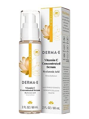 Derma E Vitamin C Concentrated Serum 2Oz/60Ml #0365