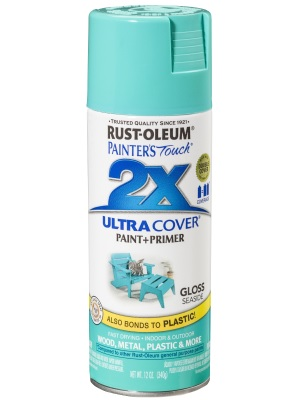 painter's touch 2x ultra cover aerosolized spray paint