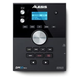 Amazon Com Alesis Dm10 Mkii Pro Kit Ten Piece