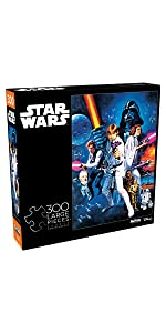 A New Hope - 300 Large Piece Jigsaw Puzzle