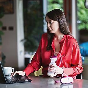 tommee tippee, breast pump, breastfeeding, breastfed, electric breast pump