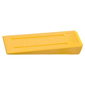 Gelb Kettensäge-Fällkeil Handwerkzeuge Protokollieren Schneiden Nützlich