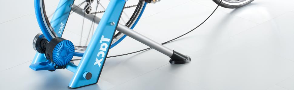 Tacx Blue Matic - Rodillo de ciclismo, Unisex-Adult, Azul, Talla única - T2650: Amazon.es: Deportes y aire libre