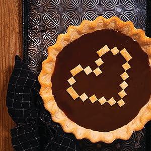 butterscotch, cinnamon, dessert, pie, undertale, youtube