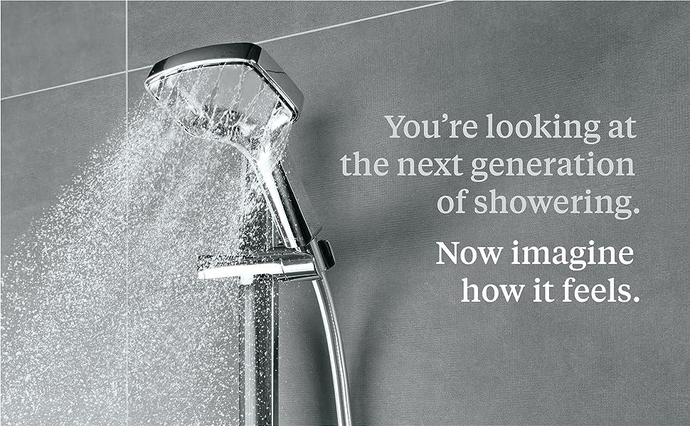 Methven Rua Aurajet Handheld Shower