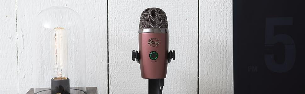 Blue Nano USB microphone
