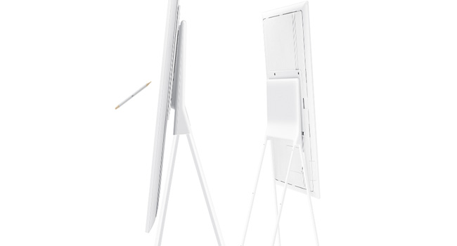 """The slim stand for Flip 55"""""""