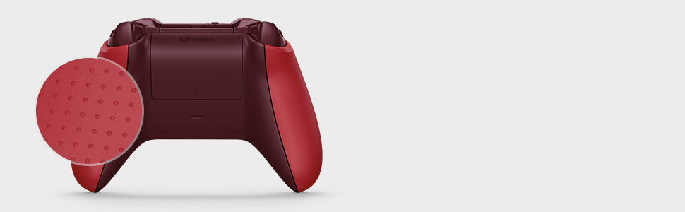 Featuring a sleek, streamlined design and textured grip.