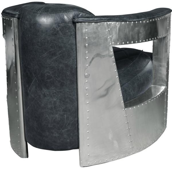 Amazon Com Pulaski Modern Industrial Metal And Leather