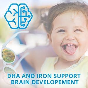 DHA iron