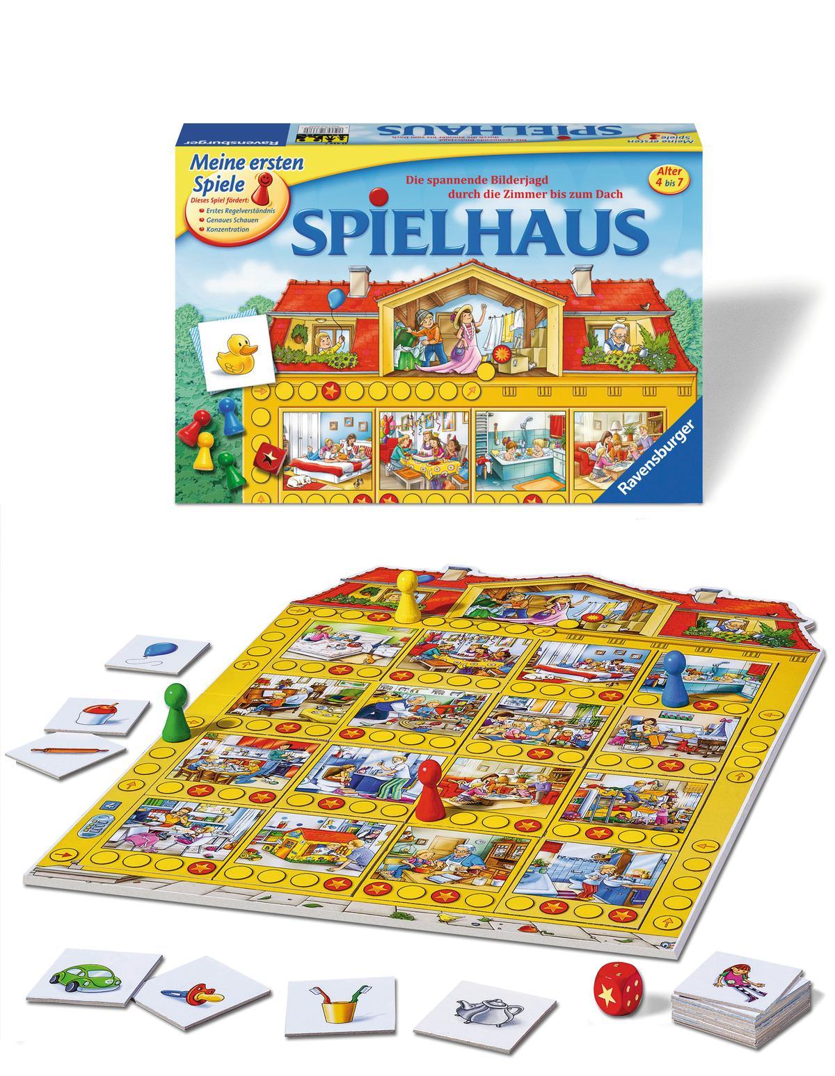 Spielhaus Ravensburger
