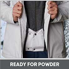 Ready for Powder