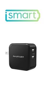 24W USB-A充電器 5ポート RP-UC11
