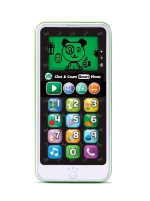 Amazon.es: Cefa Toys Bebes, movil, Smartphone, telefono para niños, Color Verde (Leap Frog 1)