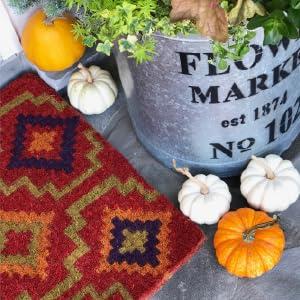 Fab habitat handmade doormat