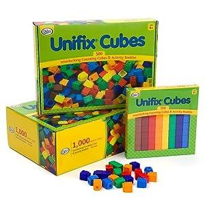 unifix cubes set