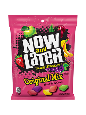Now and Later Original Chews