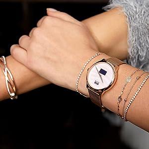 smartwatch damen ios mit whatsapp damen smartwatch rosegold smartwatch android frauen