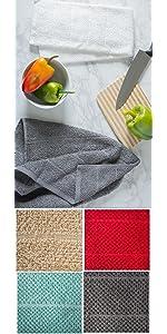 dish towels,absorbent,kitchen towels,dishtowels,dii dish towels,cotton kitchen towels,kitchen towels