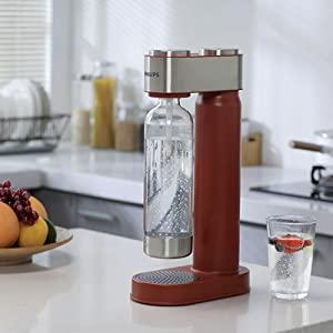 Machine à Soda Philips rouge
