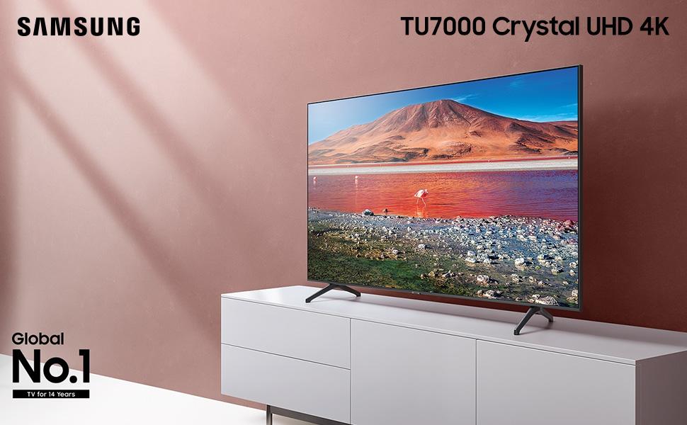 TU7000 Crystal UHD 4K TV (2020)