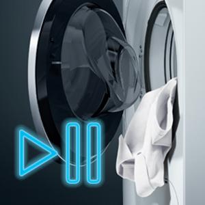 Siemens Waschmaschine Nachlegefunktion