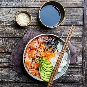 Cuiseur vapeur Ariete Healthy Steam 911 cuisson à la vapeur de riz à la vapeur poke bowl