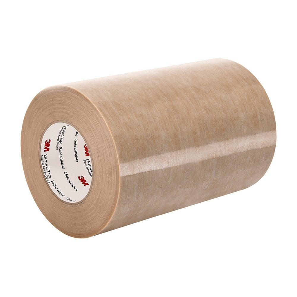Pack of 2 Low-Halogen Tan 3M Electrical Tape 44 0.188 Width x 90yd Length