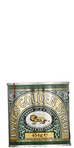 Lyles Golden Syrup British Food Service Bake Off Authentic Baking Traditional Ingredients Recipe