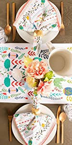 st patricks day placemat 24 st patricks day runner irish placemats st patricks bowl irish napkins