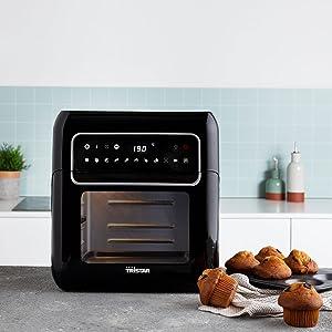 frigider cuptor fără ulei slab, gătit sănătos, puțină căldură se pregătește pentru pui și cuptor