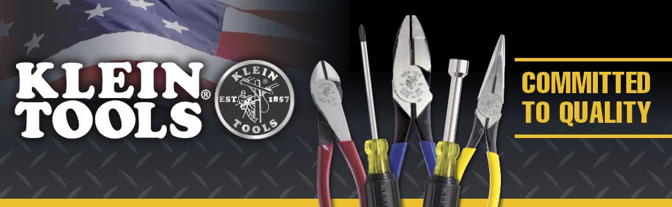 Klein Tools banner