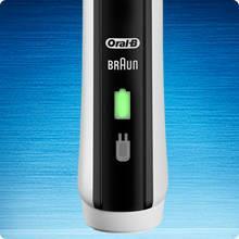 Braun Oral-B PRO 2 2500N Spazzolino Elettrico potenza RICARICABILI regalo custodia nera