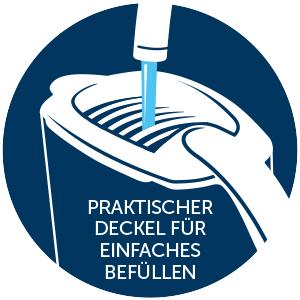 1 Trinkflasche Kunststoff 1 60-Tage-Filter Aqua Optima EJ0622 Oria Wasserkrug