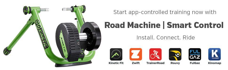 Amazon.com : Kinetic by Kurt T-6100 Road Machine Smart