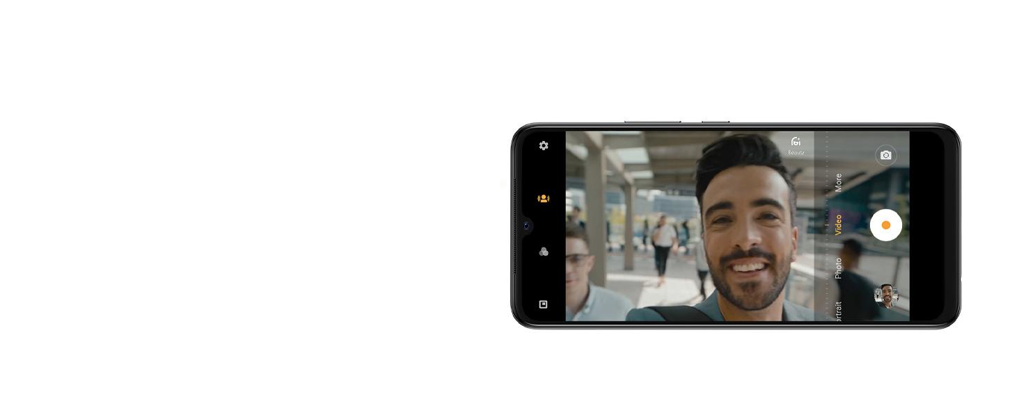 Steadiface Selfie Video