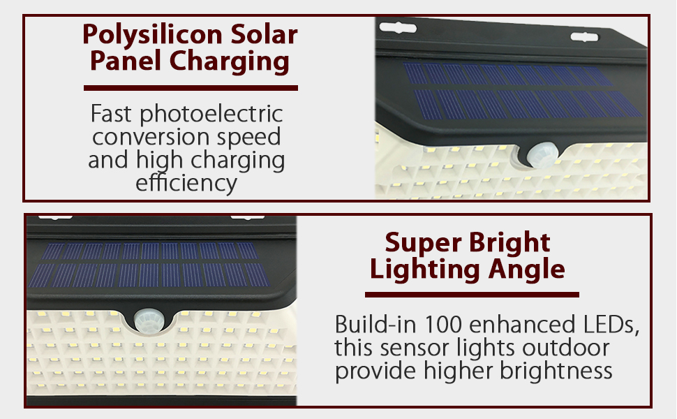 solar lights, solar lights outdoor, solar wall lights,