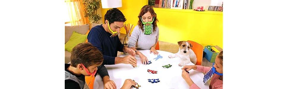 Bizak- Barbudo, Juego de Mesa (63270023): Amazon.es: Juguetes y juegos