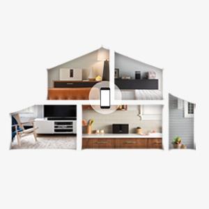 wireless Bluetooth speaker, soundtouch 30, multi-room wireless speaker usb speakers, home speaker