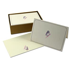 Card and box