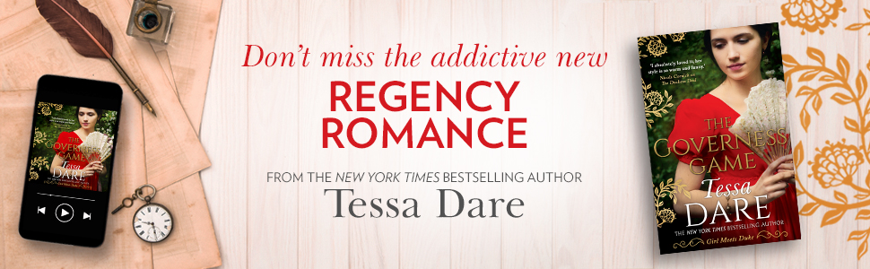 Don't miss book two in the Girl Meets Duke series from New York Times bestselling author Tessa Dare